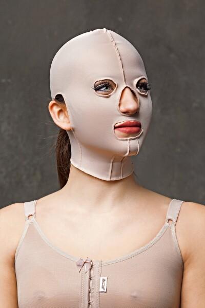 Máscara completa 7001 BEGE