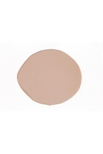 Placa  redonda - RIGIDA - 26x22 cm 95UNIB
